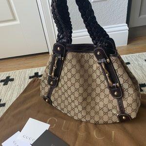 Gucci Classic Monogram Handbag